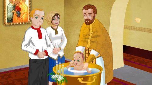 ЯКИМИ ПОВИННІ БУТИ ХРЕСНІ БАТЬКИ?