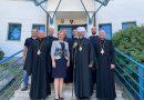 Блаженніший Святослав ,  зустрівся із послом України в Угорщині