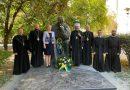 Глава УГКЦ поклав вінок до памятника Шевченка в Будапешті