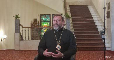Важливі життєві настанови від патріарха Святослава для українців в Угорщині