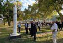 В Будапешті Блаженніший Святослав молився за жертв Голодомору біля пам'ятника Жертвам Голодомору